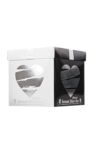 Kit Glamour Sensual Shine Box 5Pz