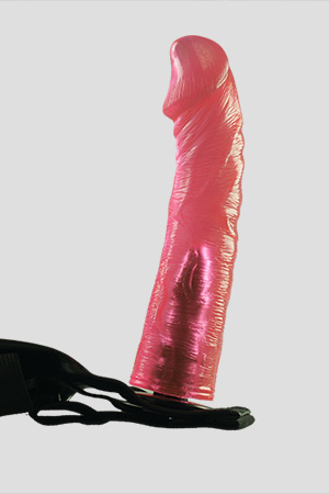 Strap-on Passionate Ultra Penis 18cm Rosso