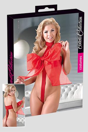 Body Sexy Fiocco Regalo Rosso 1