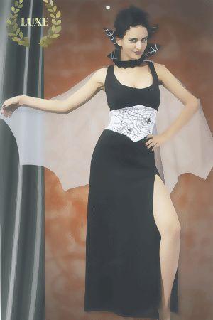 Costume Sexy da Lady Dark