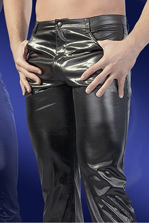 Pantalone Hose Trousers Modellante Nero 3