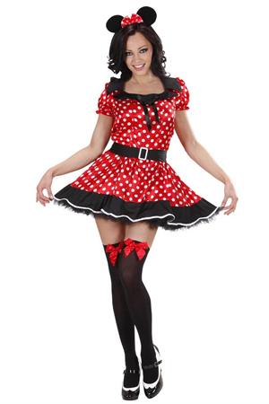 Costume Sexy Topolina