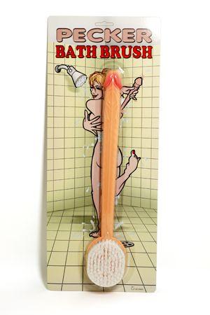 Scherzo Spazzola da Bagno Pecker Bath