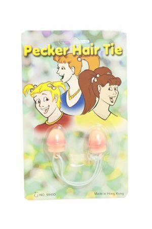 Scherzo Pecker Hair Tie