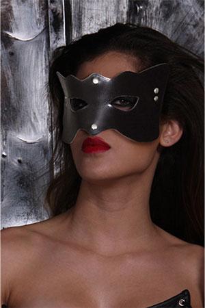 BDSM Maschera Eagle Beak Nera